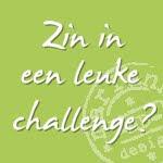 Zin in een leuke challenge?