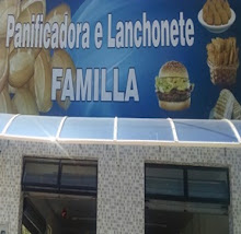 Panificadora e Lanchonete FAMILLA, A panificadora mais gostosa de Macajuba.
