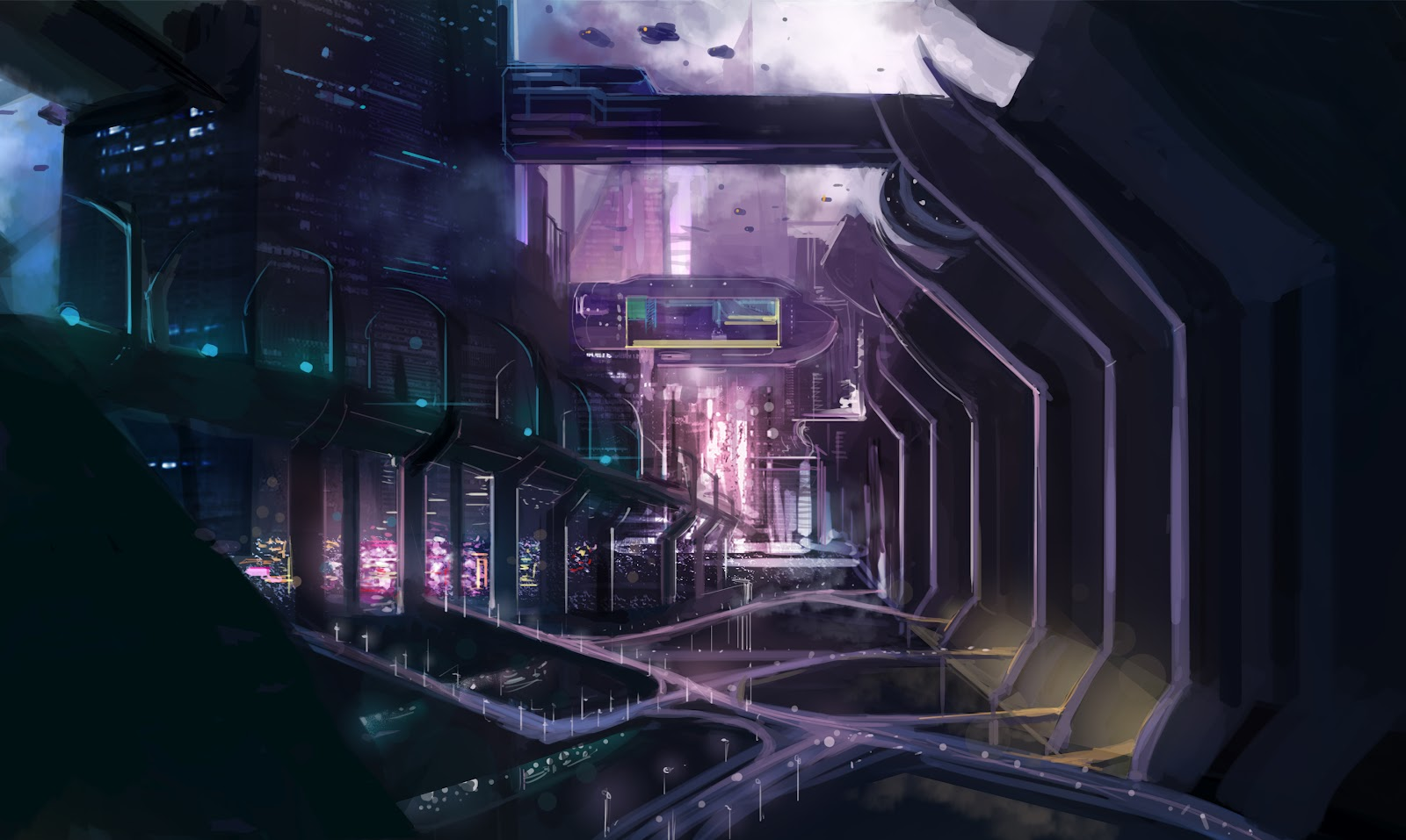 Pin by Justin IRRAXZERO on futuristic environment | Pinterest