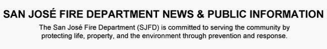 SJFD News & Public Information
