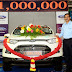 Ford India rolls out the One Millionth Vehicle and Engine from its Chennai Plant