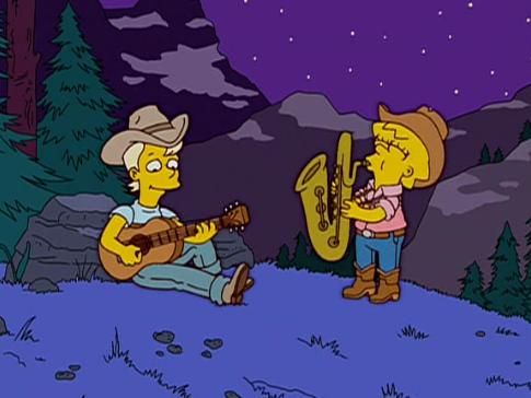 Colega ¿dónde está mi rancho?, todos odian a flanders