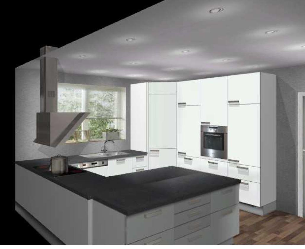 Hillboo: Küchenplanung, Grundstückskauf, Kenntnisgabeverfahren