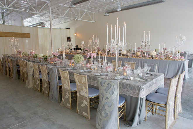 long tables wedding receptions belle the magazine. Black Bedroom Furniture Sets. Home Design Ideas
