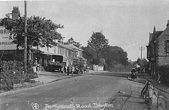 Drayton Postcard