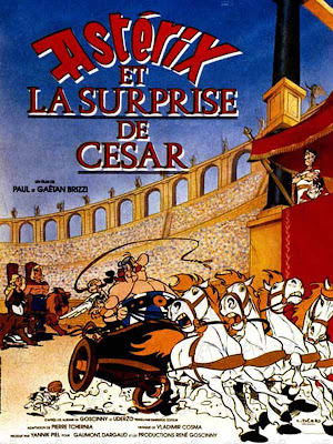 Astérix et la surprise de César streaming vf
