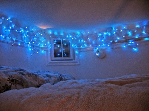 String Led Lights For Bedroom : Lightshare: LED String Lights for Romantic Bedroom Atmosphere on Valentine s Day