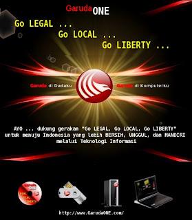 Garuda OS, Sistem Operasi Lokal Bagi Kebangkitan TI Nasional