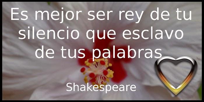 citas de William Shakespeare