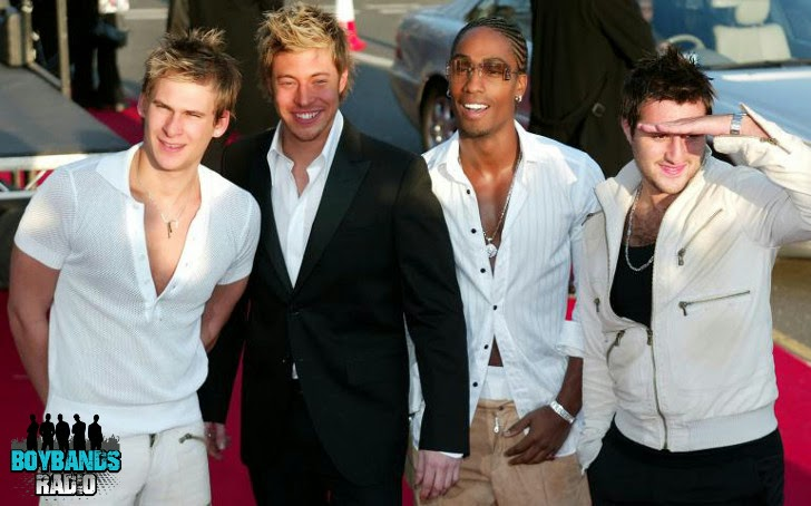 Antony, Simon, Duncan and Lee are the British boyband Blue. Listen to them on BoybandsRadio.com