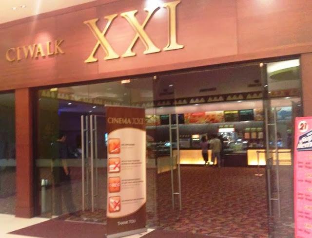 Bioskop Ciwalk XXI Bandung