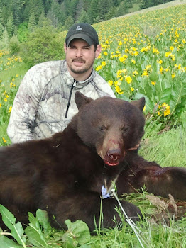 Kipp's Oregon Spring Bear