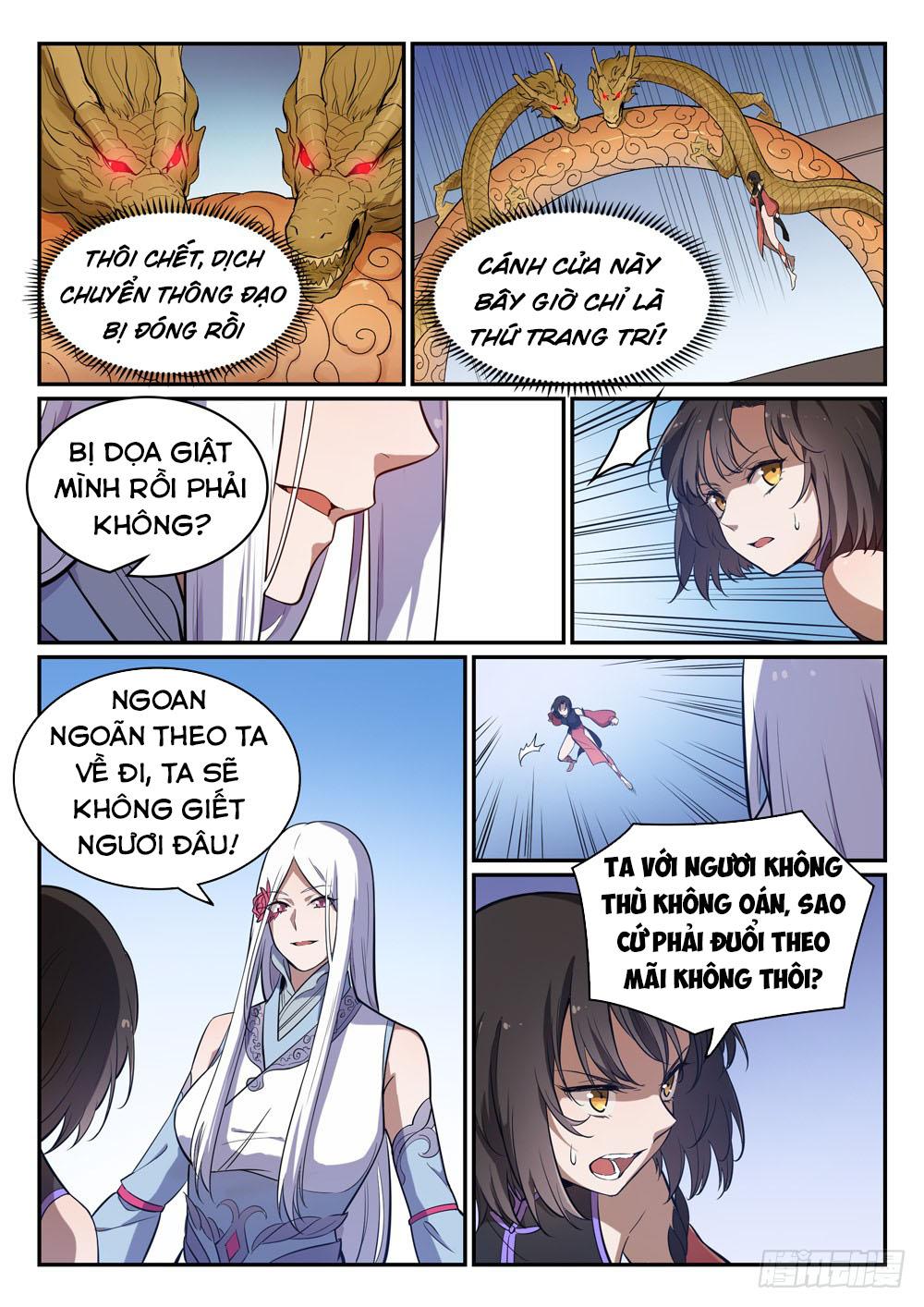 Bách Luyện Thành Thần chap 444 - Trang 7