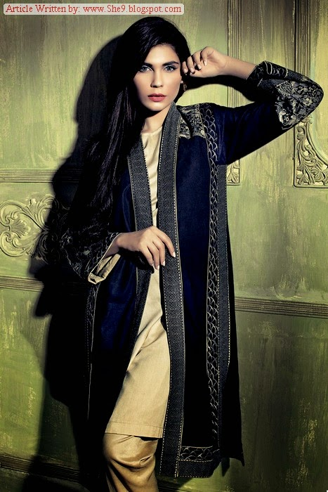 Ethnic-Outfitters Winter-Fall Collection 2014