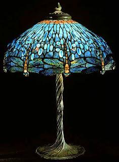 Sobremesa Tiffany Lamp
