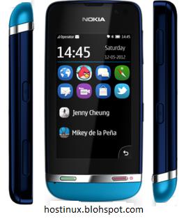 Terbaru Nokia+Daftar Harga Hp+Spesifikasi Handphone Nokia : Nokia Asha