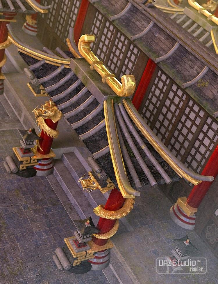 Storm Queen Temple