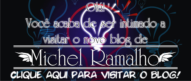 Novo Blog de Michel Ramalho