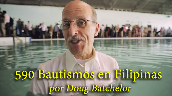 590 Bautismos en Filipinas por Doug Batchelor