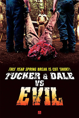 tucker and dale vs evil 2010 poster