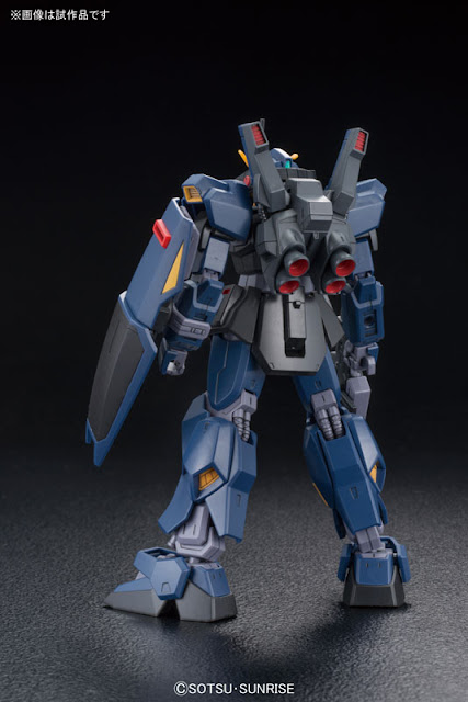HGUC Gundam Mk-II Titans Color Revive