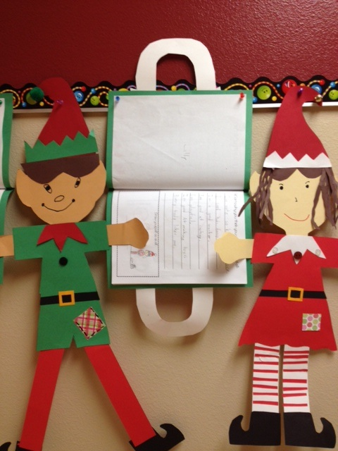 Second Grade Christmas Party Ideas Part - 15: Elves Of Elf Elementary