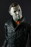 Evolution of Evil Halloween Michael Myers NECA