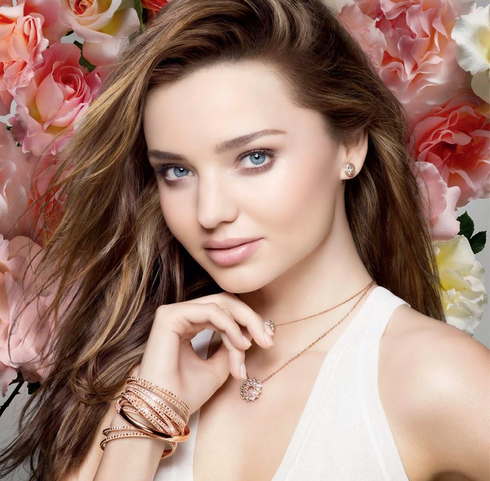 Perawatan kecantikan ala Miranda Kerr