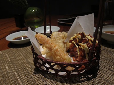 Tempura Selection at Edo