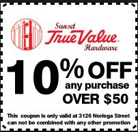 true value printable coupons