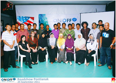 ONOFF CHAT 2011 PONTIANAK