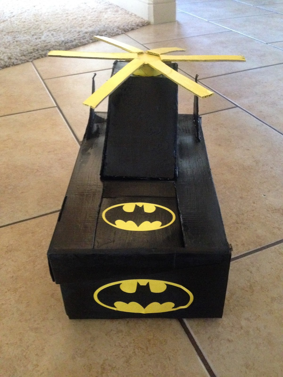 Schön This Box Is Sure To Make A Super Hero Fanu0027s Day! See Our Other Valentine  Boxes And Ideas!