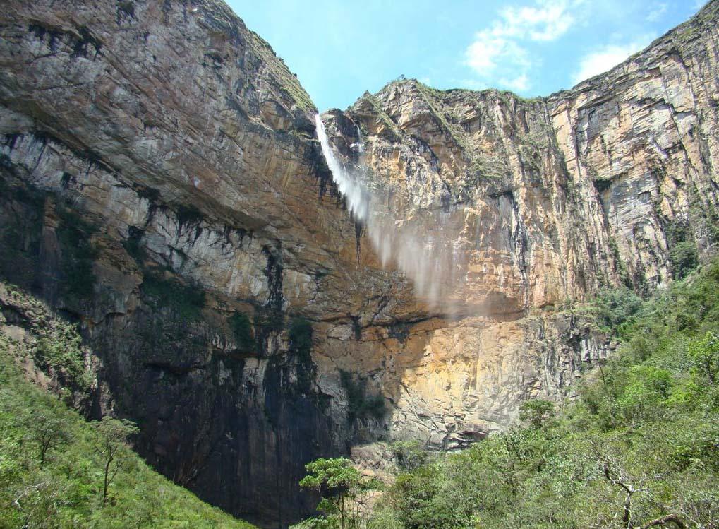 foto Cachoeira do Tabuleiro turismo