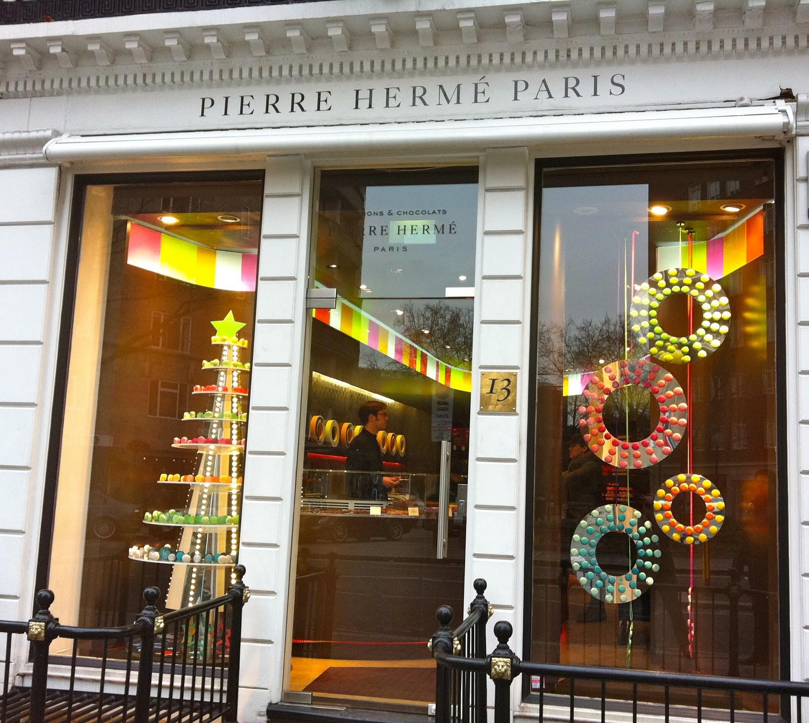 Pierre herme in london for 3d nail salon midvale utah