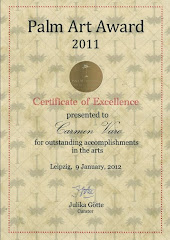 "Palm Art Award 2011 ""Certificate of Excellence"""