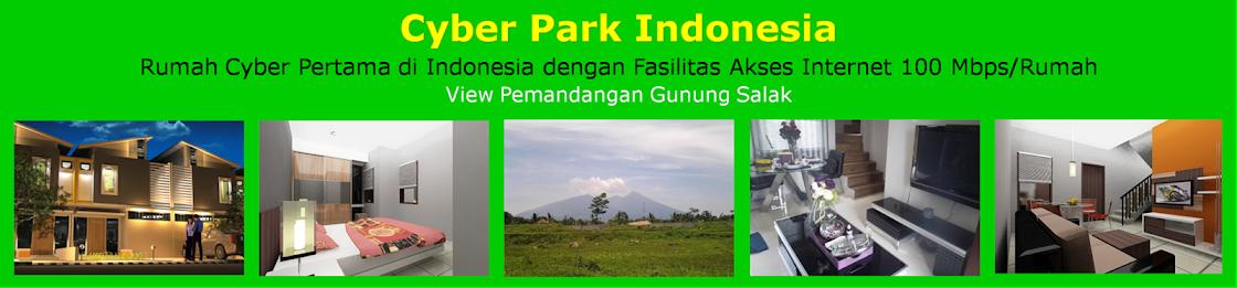 Jual Rumah Murah di Bogor, Kredit Perumahan KPR Murah Bogor, Cyber Park Residence Indonesia