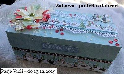 Pudełko dobroci u Violi