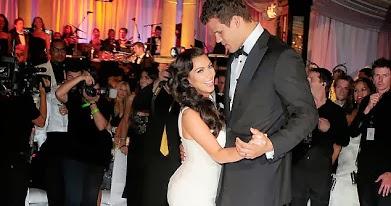 Amazing Pic: Kim Kardashian Wedding