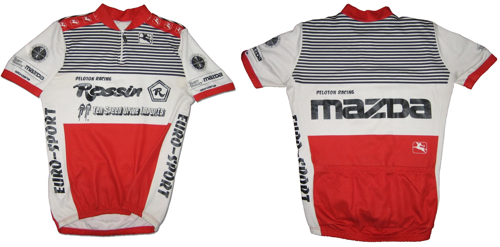 Roger Beasley Mazda >> The Texas Jersey Project