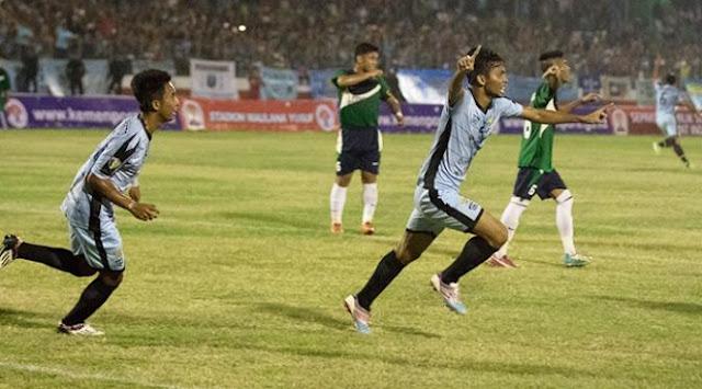 Perserang Bungkam Persidago di Laga Perdana Piala Kemerdekaan