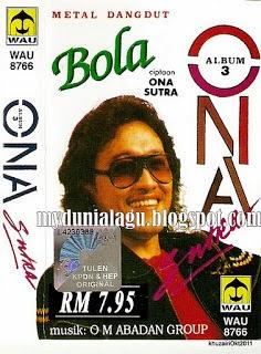 Download MP3 Lagu BUKAN DIA ONA SUTRA