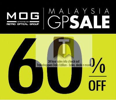 MOG Eyewear GP Sales