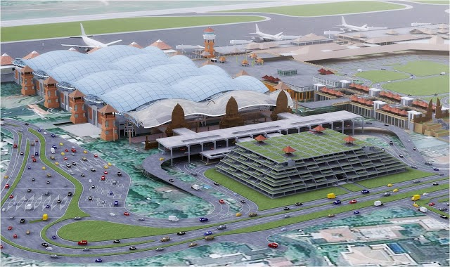 OUR NEW AIRPORT