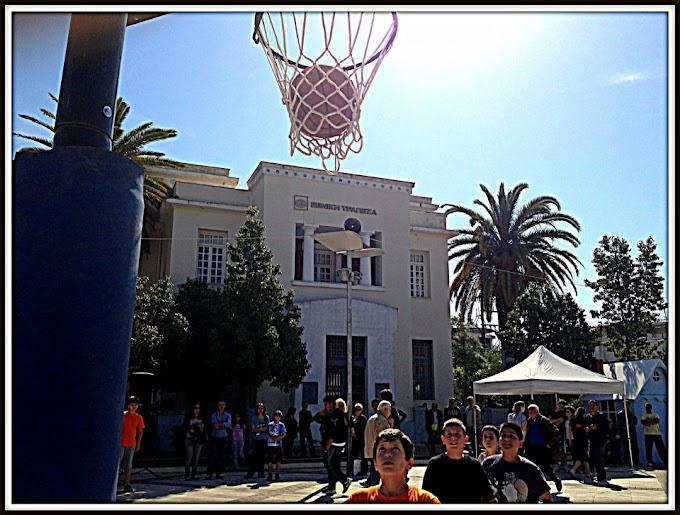 Φωτορεπορτάζ από το τουρνουά 3Χ3 της ΕΟΚ στη Μεσσήνη