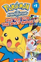 bookcover of Pokémon:  Battle for the Bolt Badge