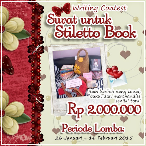 Writing Contest Surat Untuk Stiletto Book