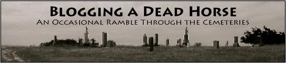 Blogging a Dead Horse