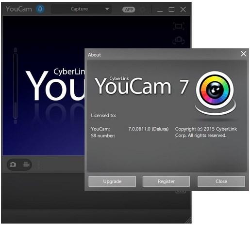 CyberLink YouCam Deluxe v7.0.0611.0