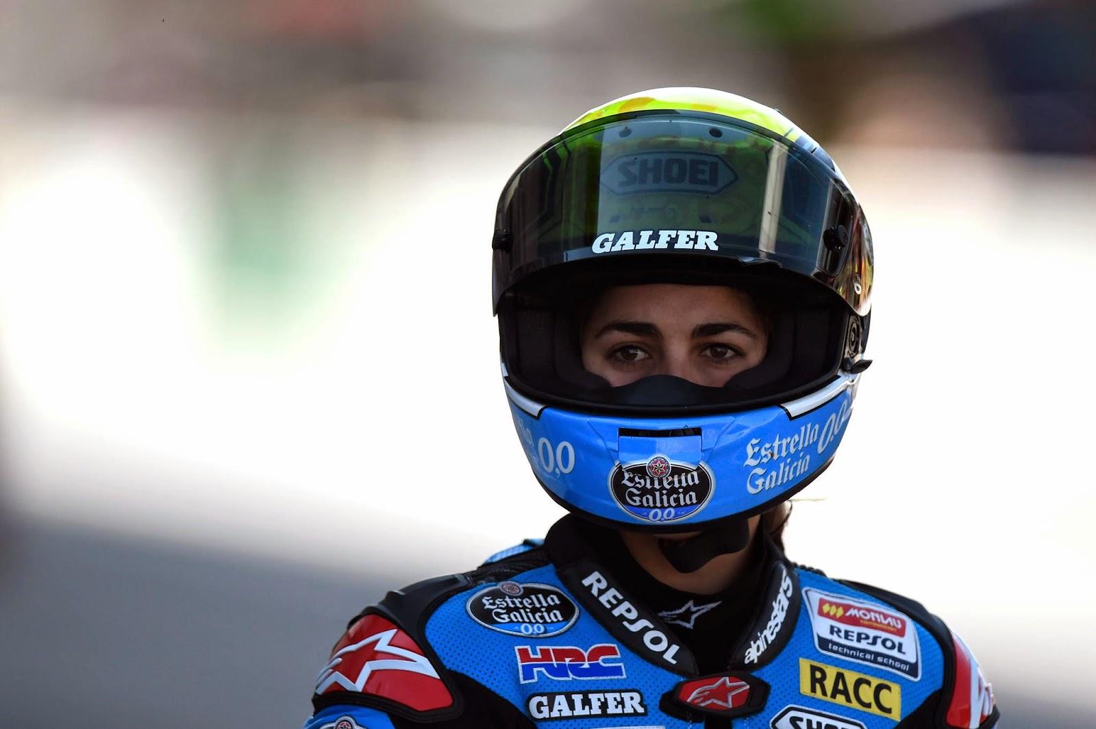 "<img src=""MaríaHerrera.jpg"" alt=""María Herrera Moto 3 FIM CEV Repsol"" title=""María Herrera, LeMans"" />"