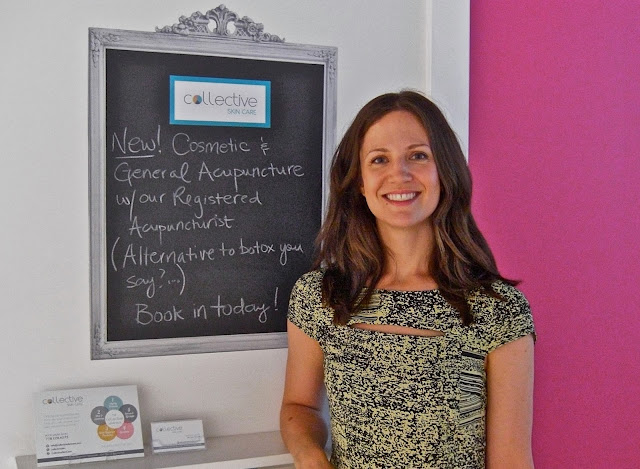 Skincare specialist Kathryn Sawers of Vancouver's Collective Skin Care.